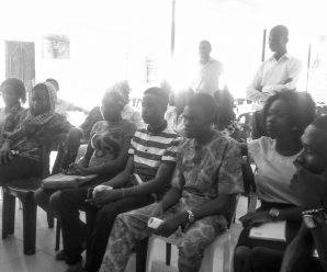 The digital jobs train kicks off in Ikere-Ekiti